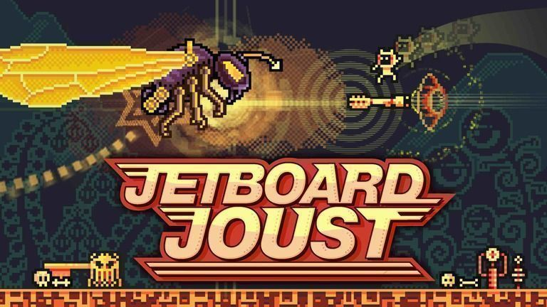[Review] Jetboard Joust